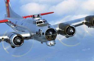 EAA B-17 Aluminum Overcast