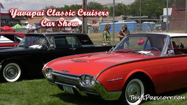 Yavapai Classic Cruisers Car Show