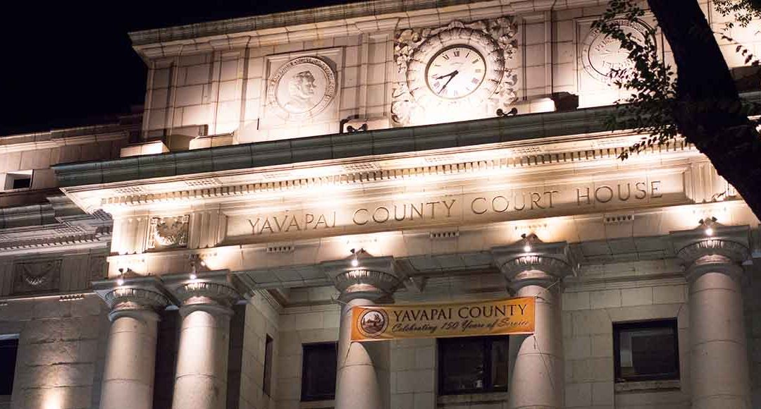 Yavapai County Courthouse 100th Anniversary