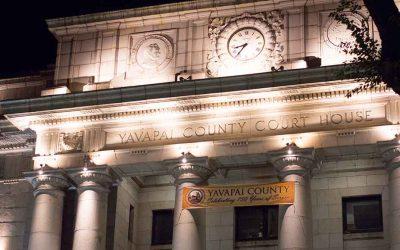 Yavapai County Courthouse 100th Anniversary