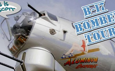 Flying Fortress Tours Everybody's Hometown