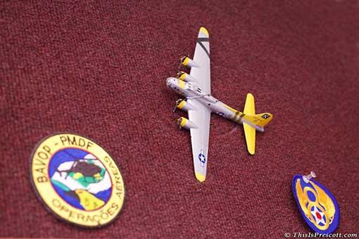 Memorabilia from the Experimental Aircraft Associaton (EAA)