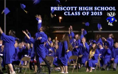 Prescott High School Graduation 2015