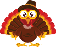 Thanksgiving Turkey Pilgrim Hat