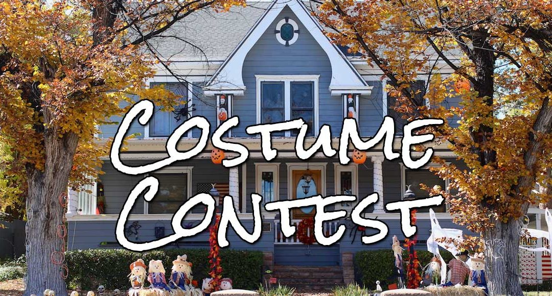 Halloween 2016 Costume Contest