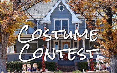 Halloween 2016 Costume Contest