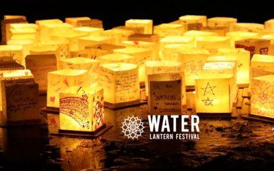 1st Ever Prescott Water Lantern Festival